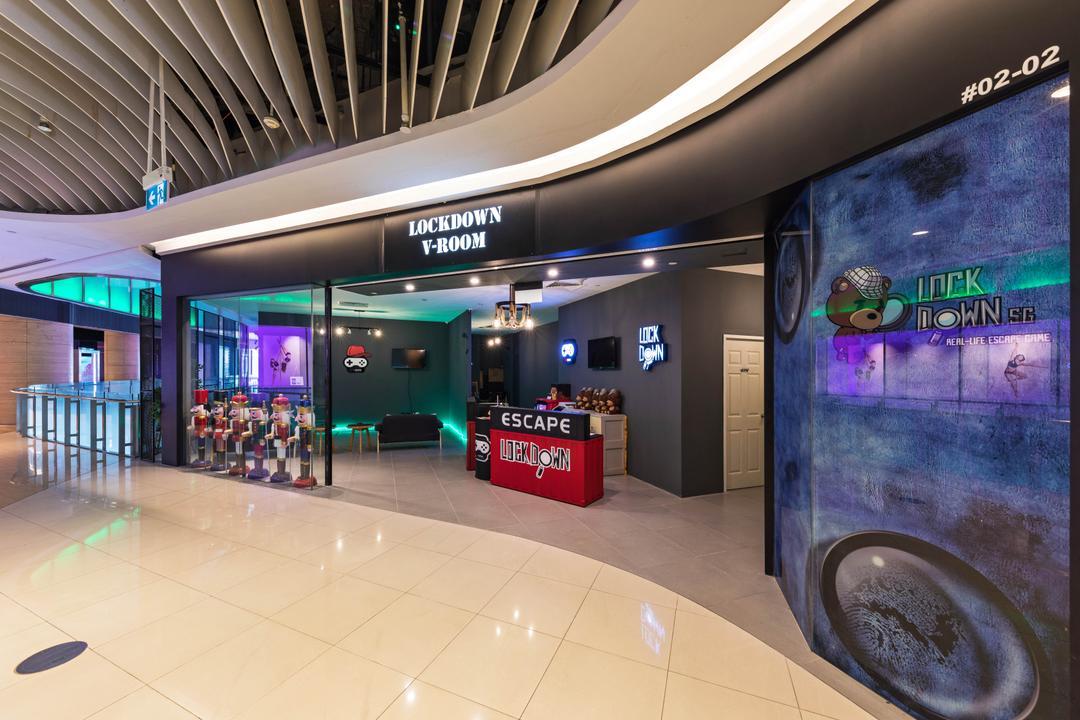 Lockdown @ Orchard Gateway | Interior Design & Renovation Projects