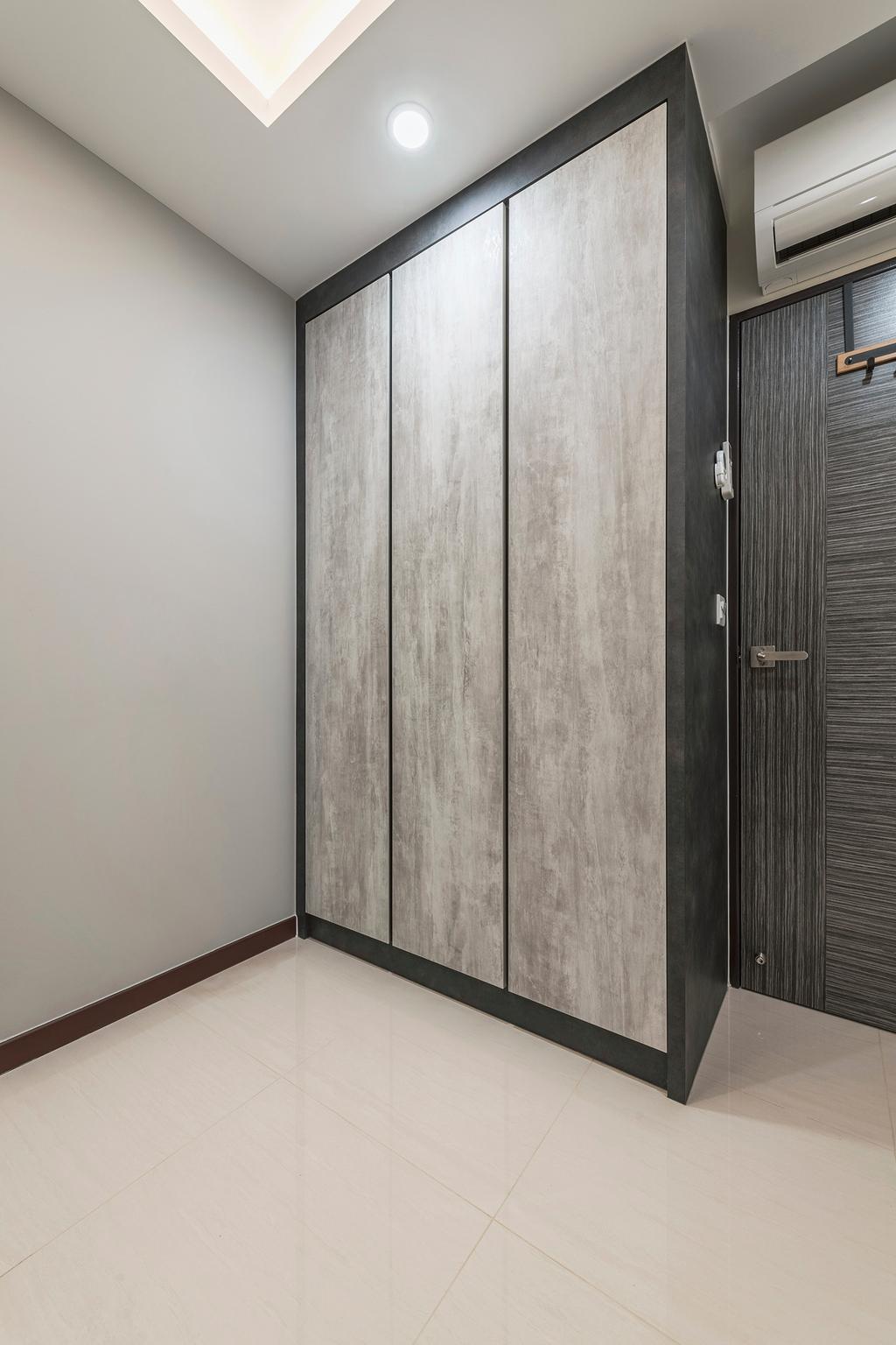 Modern, HDB, Buangkok Crescent, Interior Designer, DS 2000 Interior & Design, Industrial