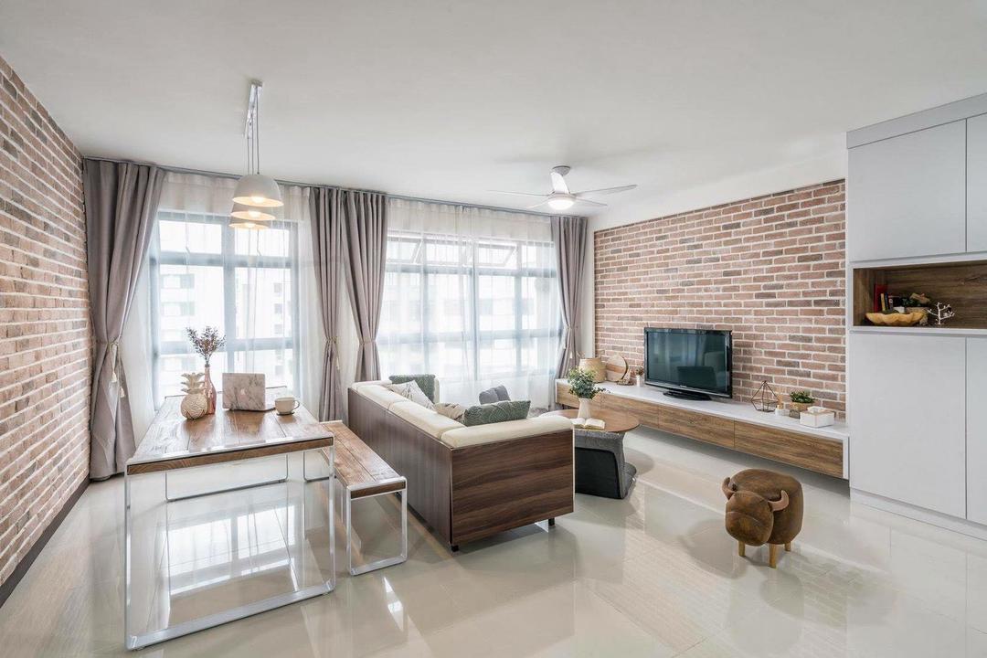 Choa Chu Kang Avenue 1 by MET Interior