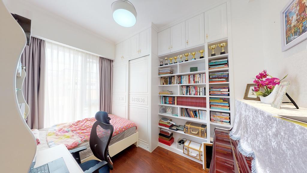 古典, 獨立屋, 睡房, 加州豪園, 室內設計師, 和生設計