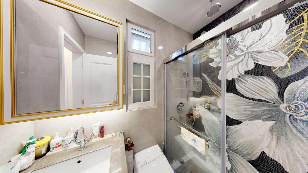 古典, 獨立屋, 浴室, 加州豪園, 室內設計師, 和生設計