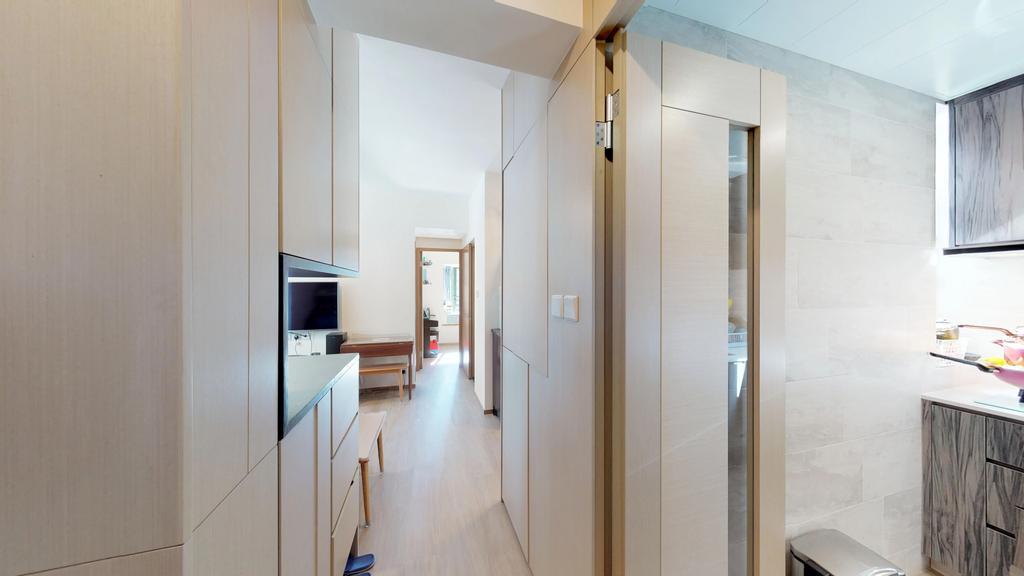 私家樓, 東港城, 室內設計師, 和生設計