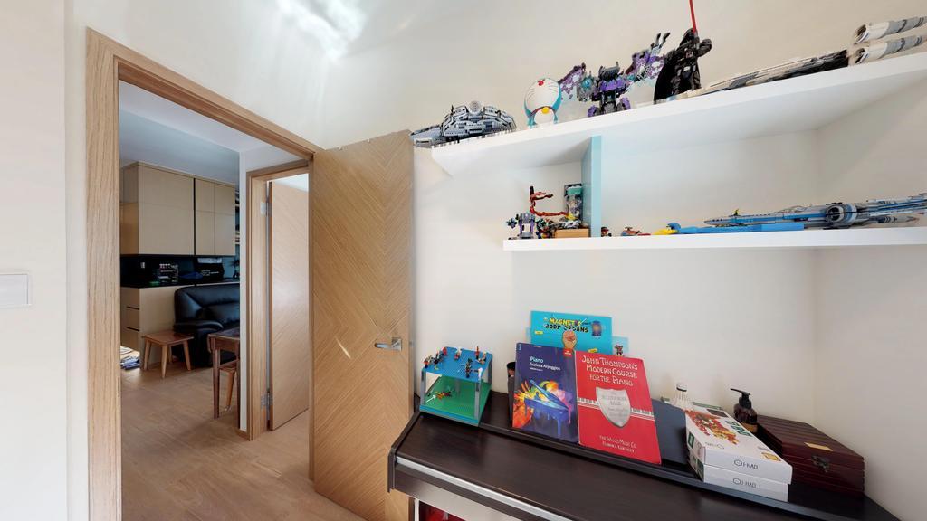 私家樓, 睡房, 東港城, 室內設計師, 和生設計