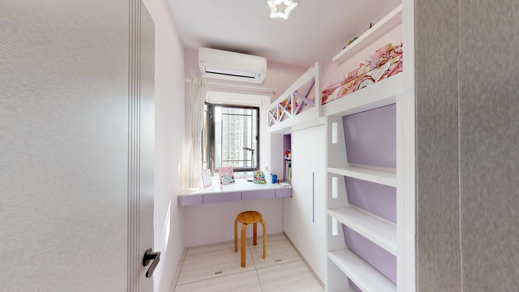 簡約, 私家樓, 睡房, 千里台, 室內設計師, 和生設計