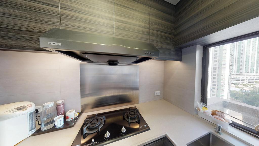 簡約, 私家樓, 廚房, 千里台, 室內設計師, 和生設計