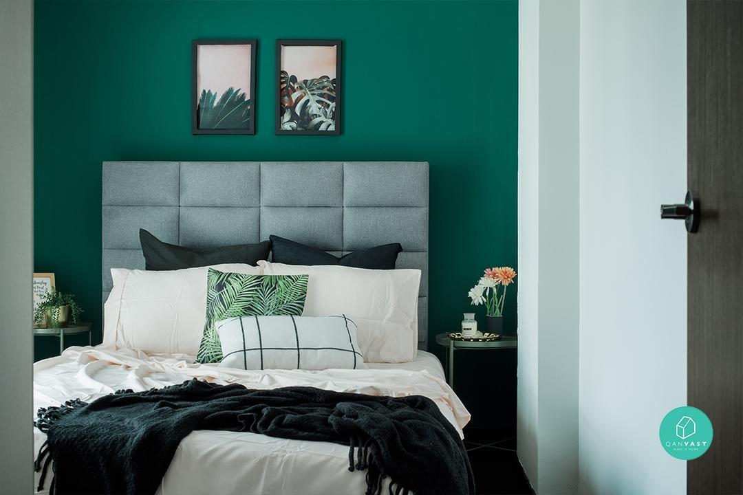 Colours Home Blue Green Paint