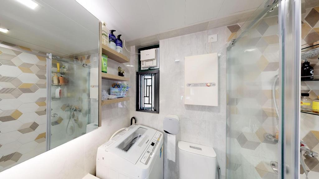私家樓, 浴室, 星河明居, 室內設計師, 和生設計