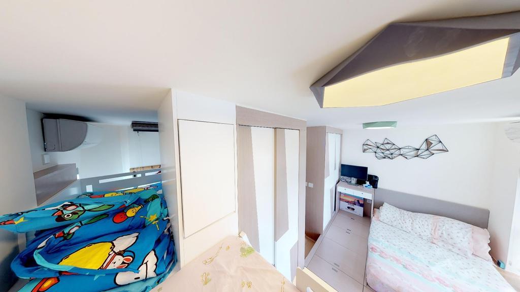 私家樓, 睡房, 星河明居, 室內設計師, 和生設計