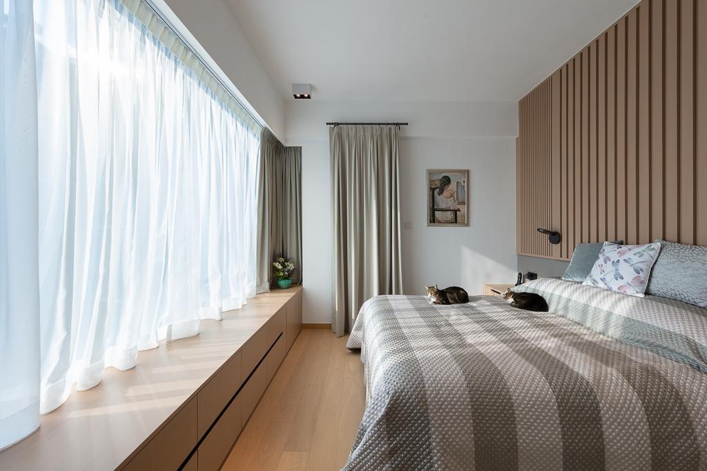 私家樓, 睡房, 滿名山, 室內設計師, am PLUS