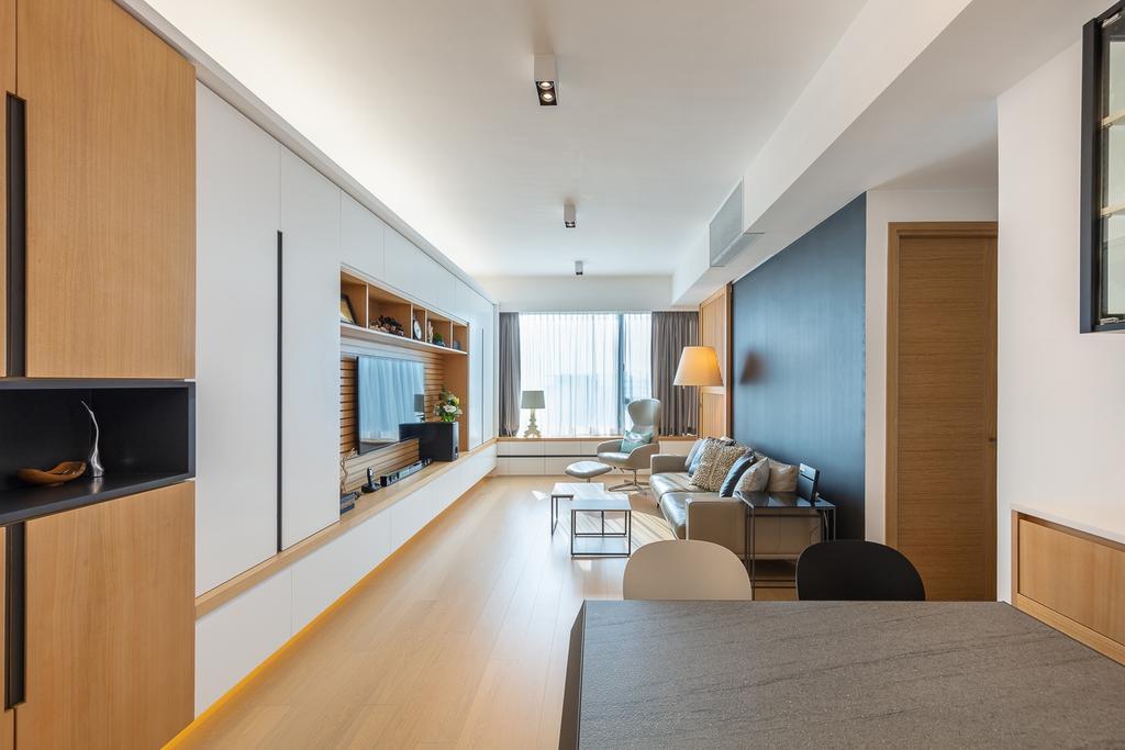 私家樓, 飯廳, 滿名山, 室內設計師, am PLUS