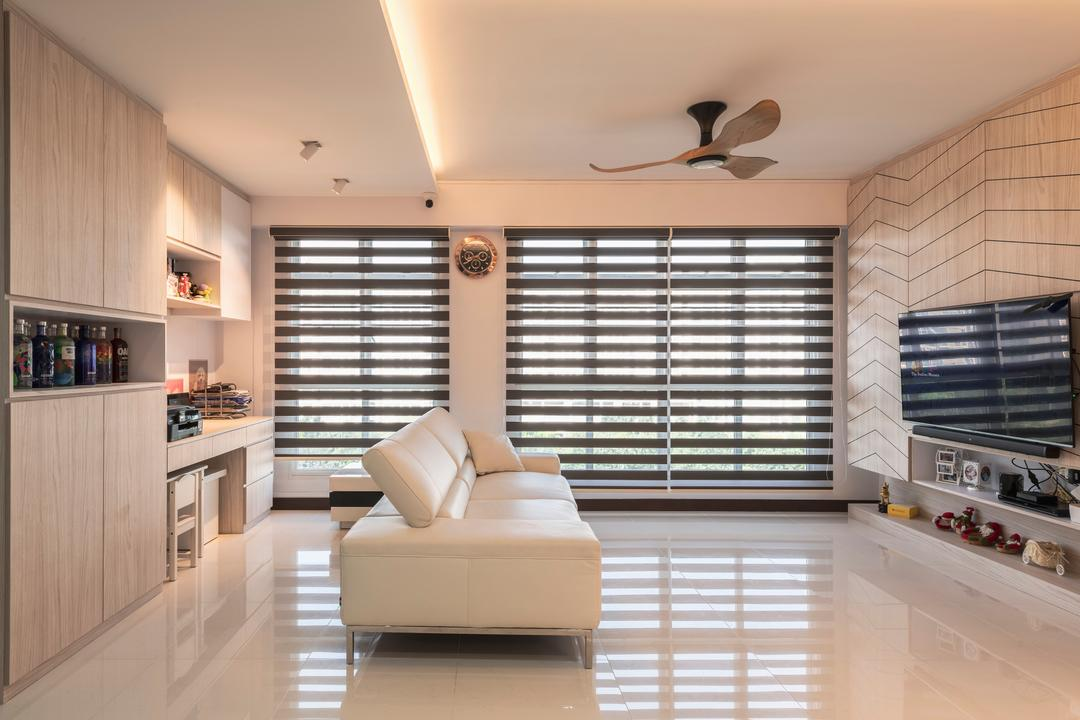 Compassvale Crescent by Butler Interior