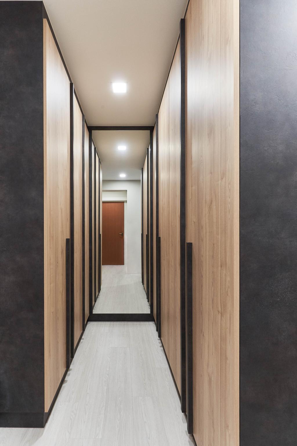 Contemporary, HDB, Clementi Avenue 3, Interior Designer, Willis Design