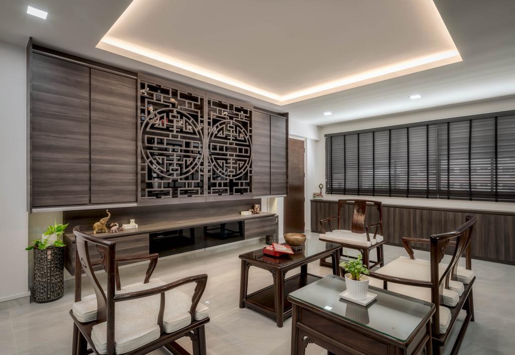 Transitional, HDB, Living Room, Pasir Ris Street 71, Interior Designer, Zenith Arc, Contemporary