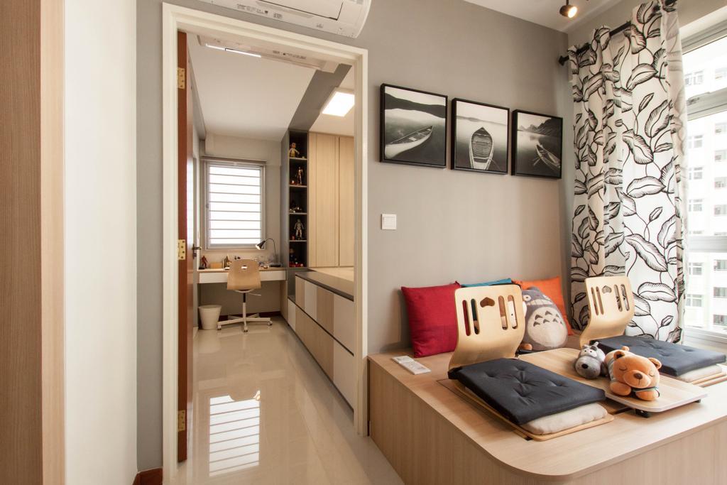 Yishun Avenue 4 by Space Atelier