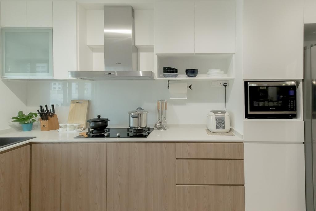 Contemporary, HDB, Kitchen, Sembawang Drive, Interior Designer, Style Living Interior