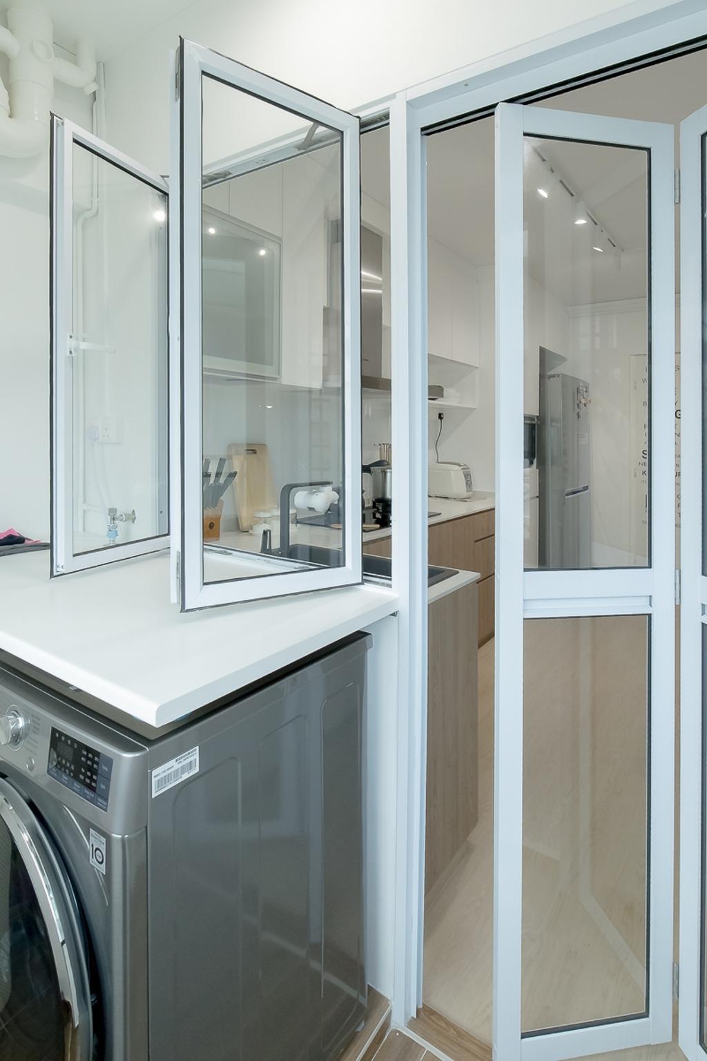 Contemporary, HDB, Sembawang Drive, Interior Designer, Style Living Interior