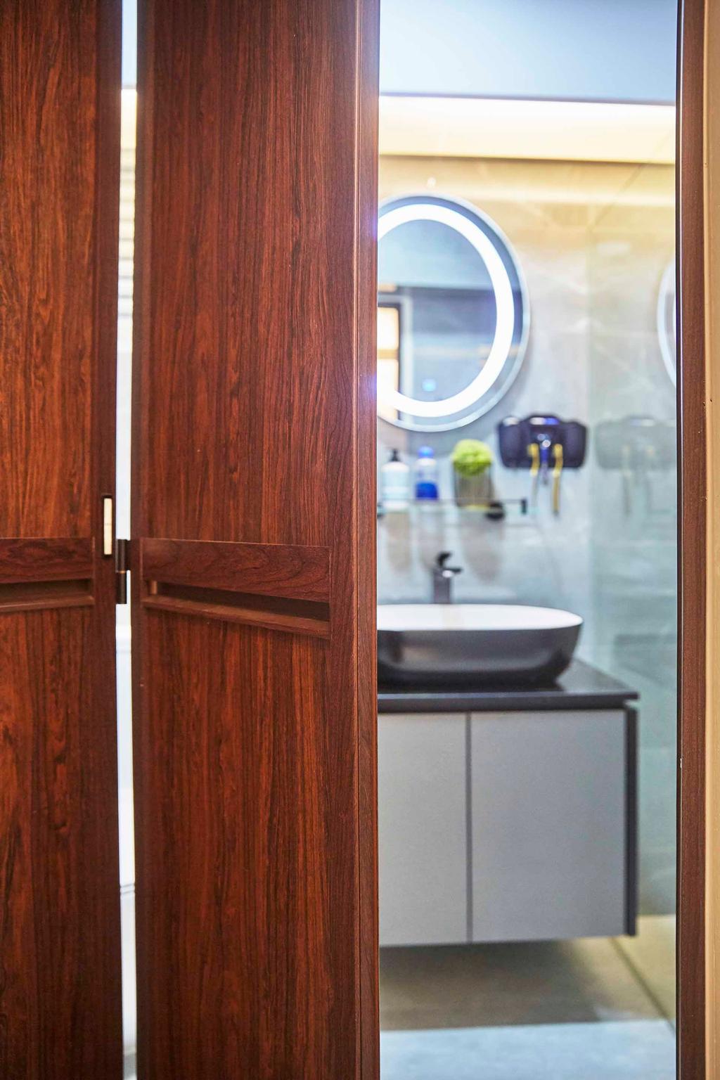 Contemporary, HDB, Bathroom, Bedok Central, Interior Designer, The Interior Lab