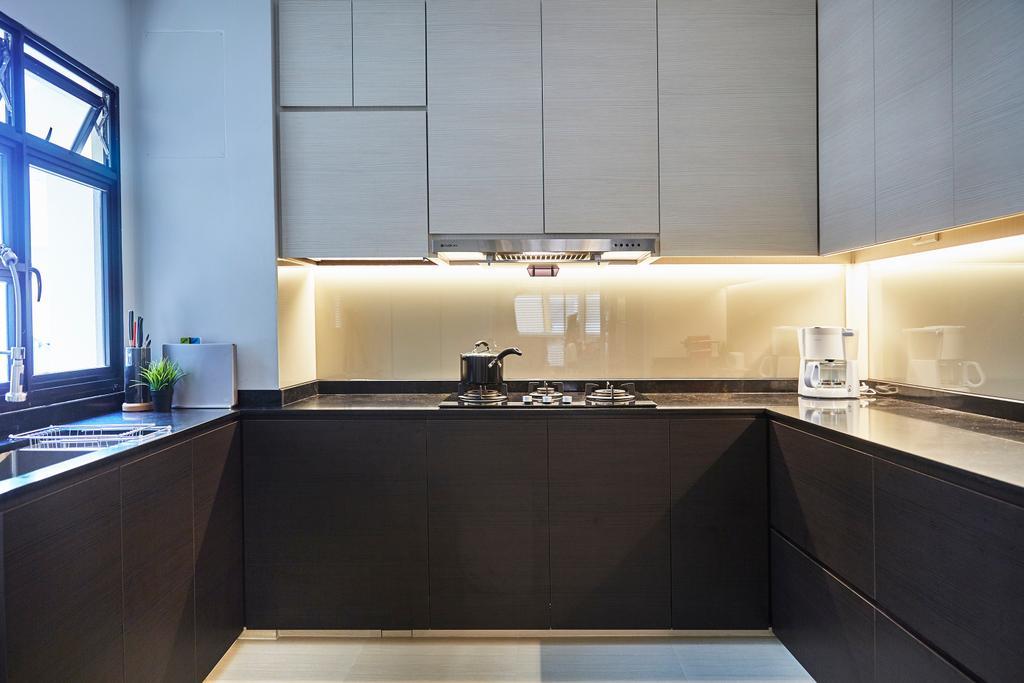 Contemporary, HDB, Kitchen, Bedok Central, Interior Designer, The Interior Lab