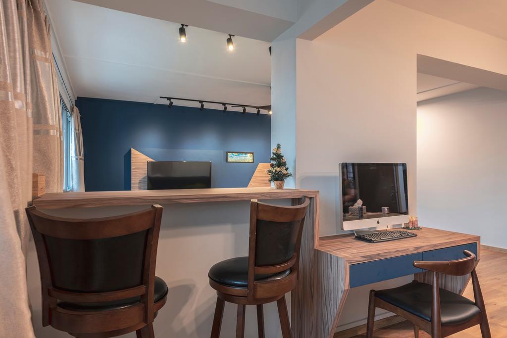 Contemporary, HDB, Pasir Ris Street 71, Interior Designer, Ascenders Design Studio