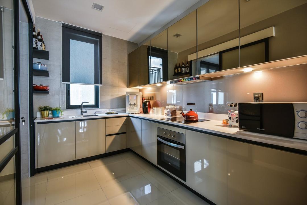 Anjali Residence, Kuala Lumpur by IQI Concept Interior Design & Renovation
