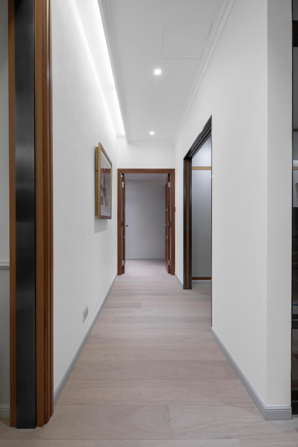 私家樓, 雅柏苑, 室內設計師, Ash Studio