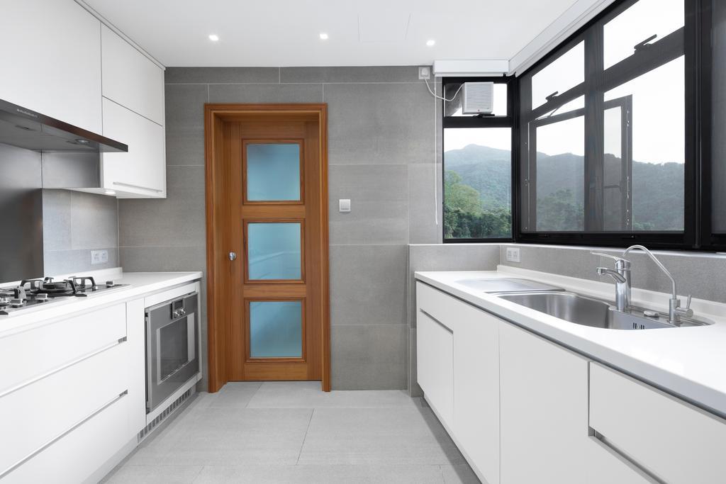 私家樓, 廚房, 雅柏苑, 室內設計師, Ash Studio
