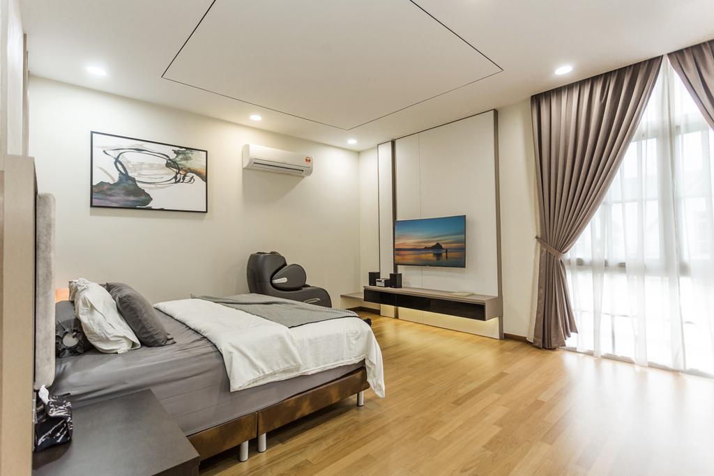 Modern, Landed, Eco Spring, Johor Bahru, Interior Designer, Sky Creation, Contemporary