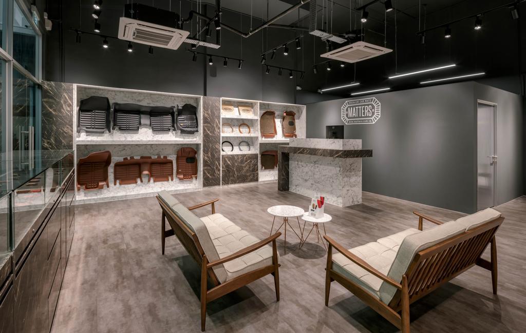 Serangoon Avenue 4, Commercial, Interior Designer, Zenith Arc, Contemporary, Industrial