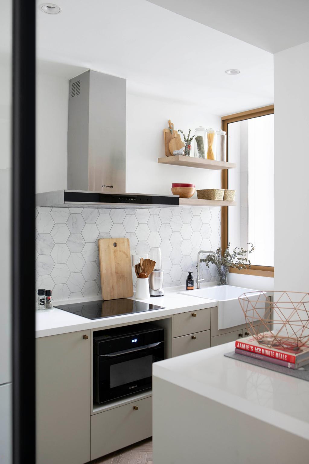 Contemporary, Condo, Kitchen, The Maylea, Interior Designer, Adroit ID