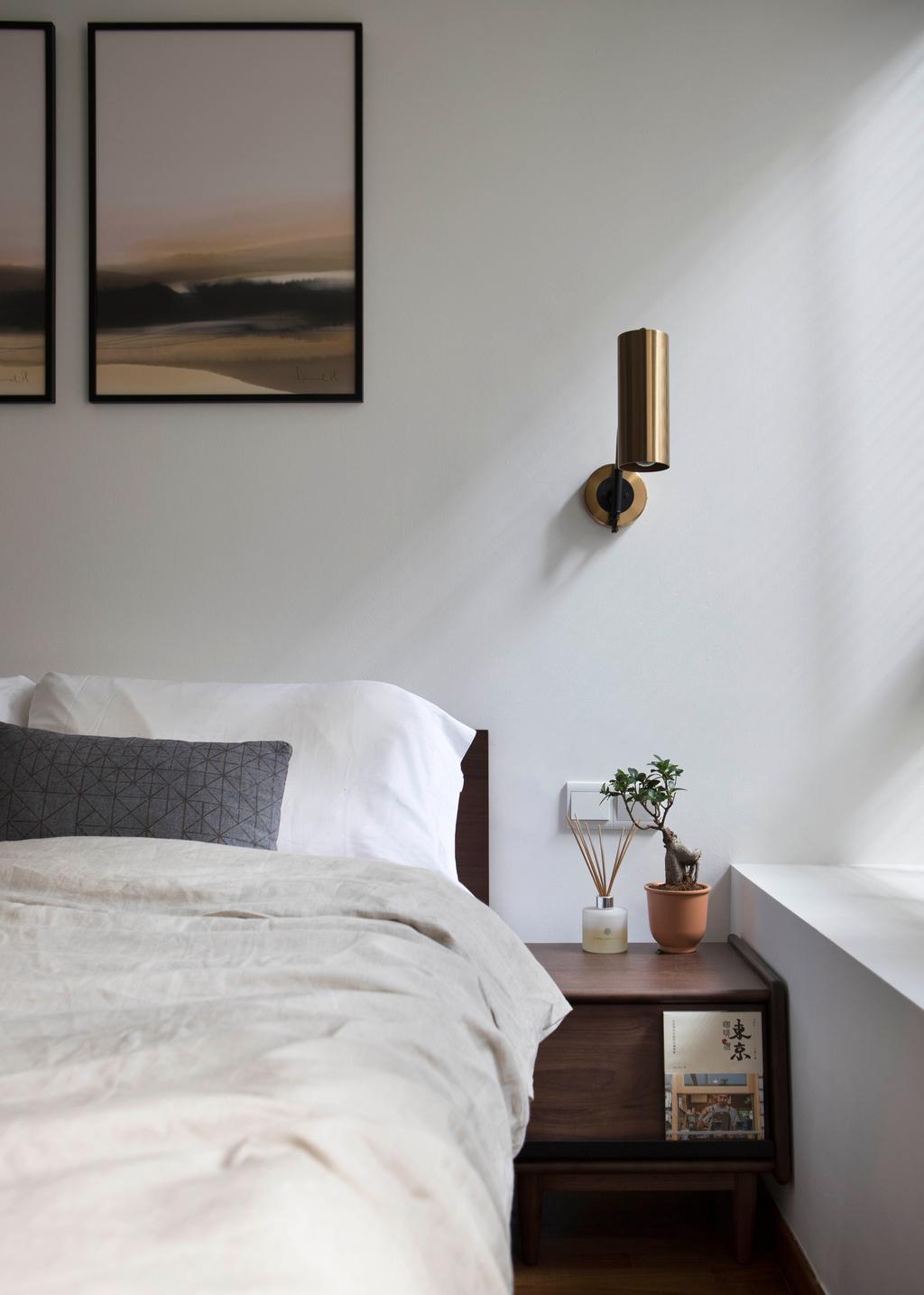 Contemporary, Condo, Bedroom, The Maylea, Interior Designer, Adroit ID