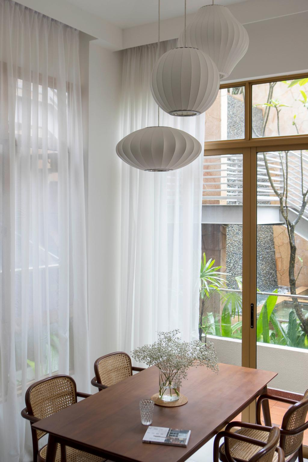 Contemporary, Condo, Dining Room, The Maylea, Interior Designer, Adroit ID