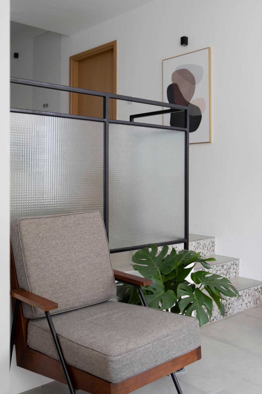 Contemporary, Condo, Living Room, The Maylea, Interior Designer, Adroit ID