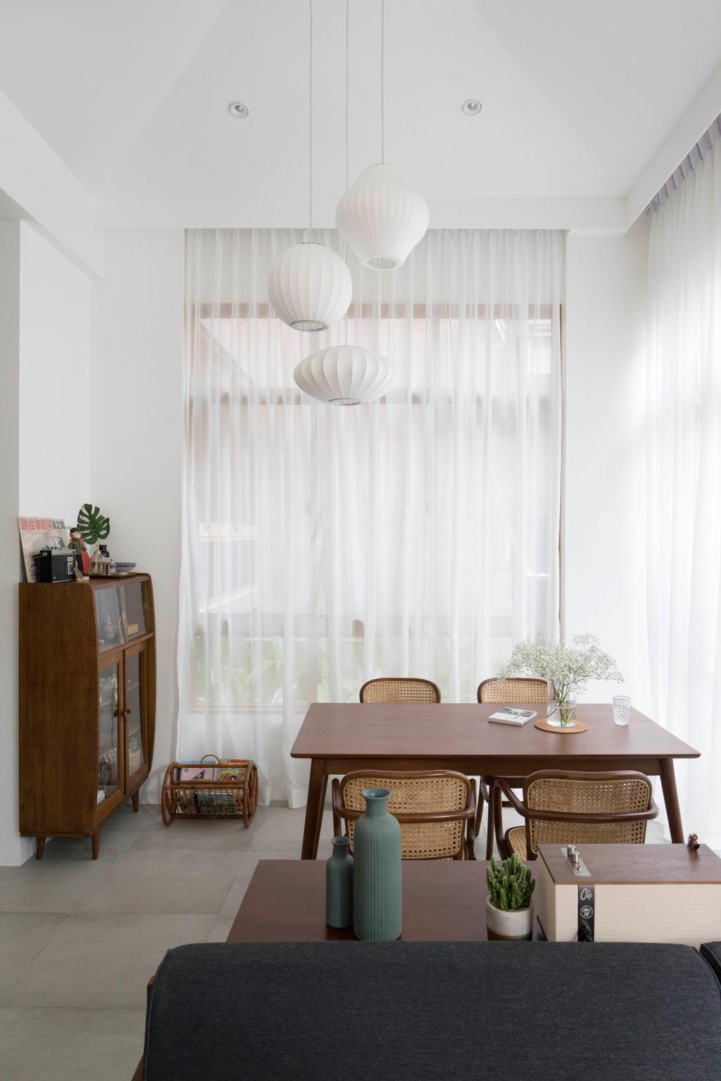 Contemporary, Condo, Dining Room, The Maylea, Interior Designer, Adroit ID