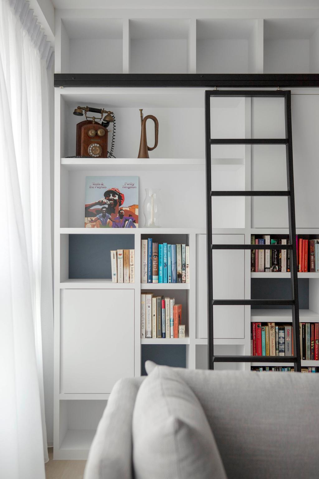 Contemporary, HDB, Sumang Lane, Interior Designer, Adroit ID