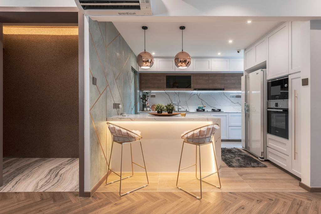 Serangoon North Avenue 1 by Escapade Studios
