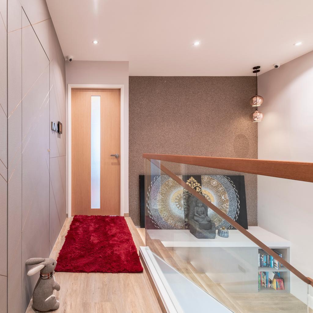 Contemporary, HDB, Serangoon North Avenue 1, Interior Designer, Escapade Studios