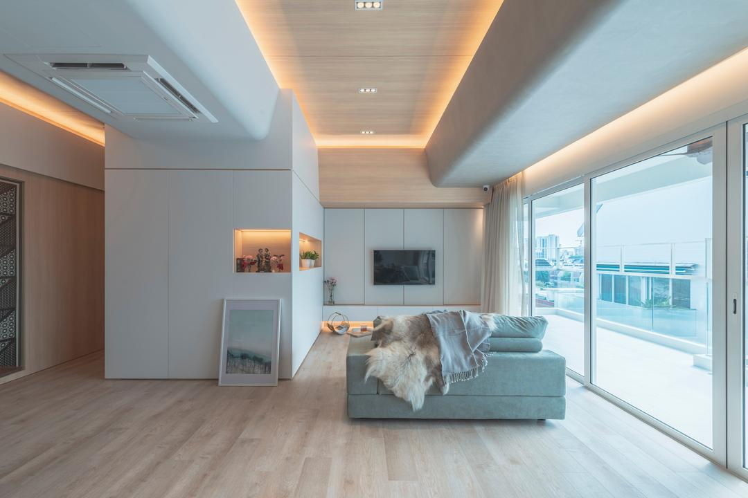 Use Your Ceiling to Stand Out: 8 Cool Designs to Copy From