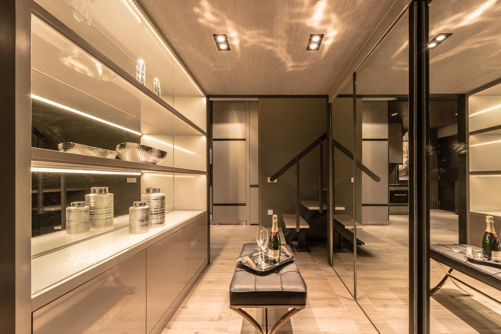 Transitional, Condo, The Siena, Interior Designer, 19 Eighty Three, Contemporary