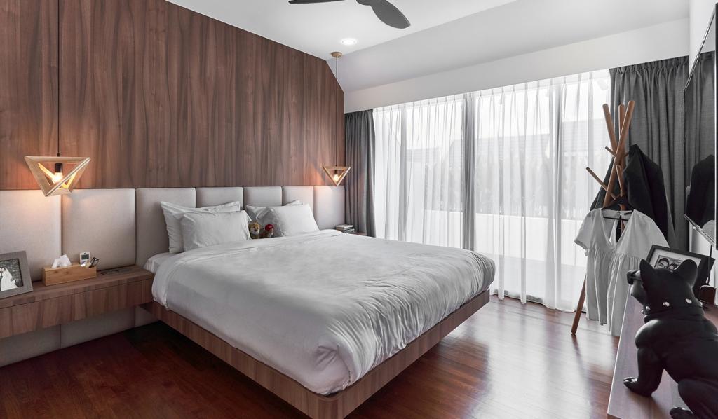 Contemporary, Landed, Bedroom, Barker Road, Interior Designer, Lemonfridge Studio