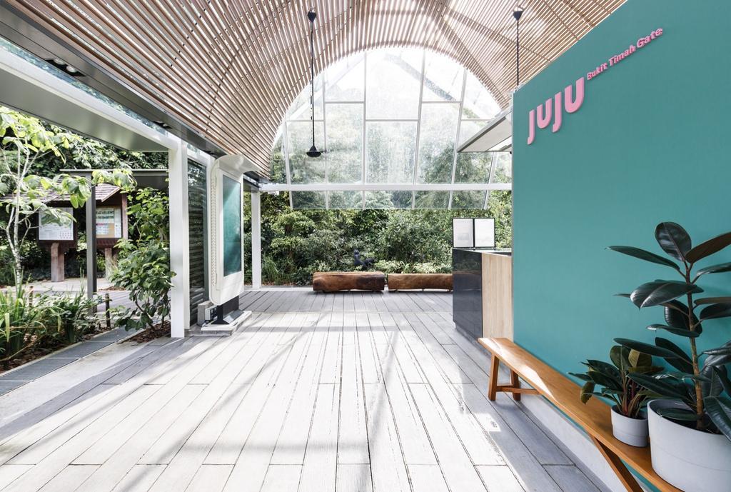 Juju @ Singapore Botanic Gardens, Commercial, Interior Designer, The Local INN.terior 新家室, Contemporary, Retro