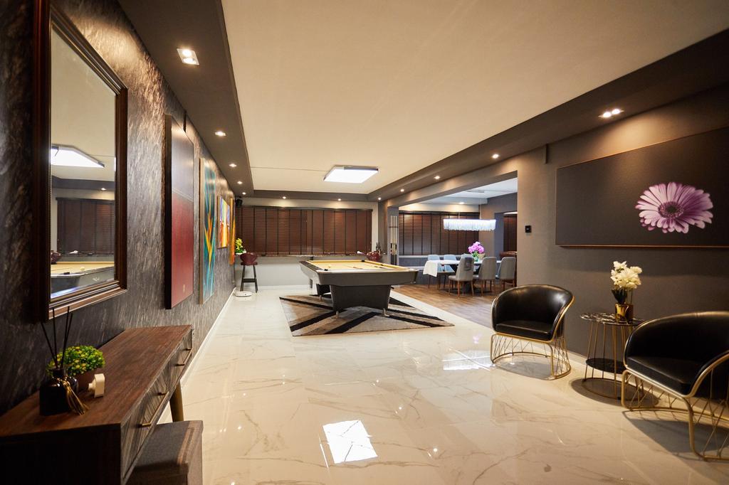 Contemporary, HDB, Gangsa Road, Interior Designer, The Local INN.terior 新家室
