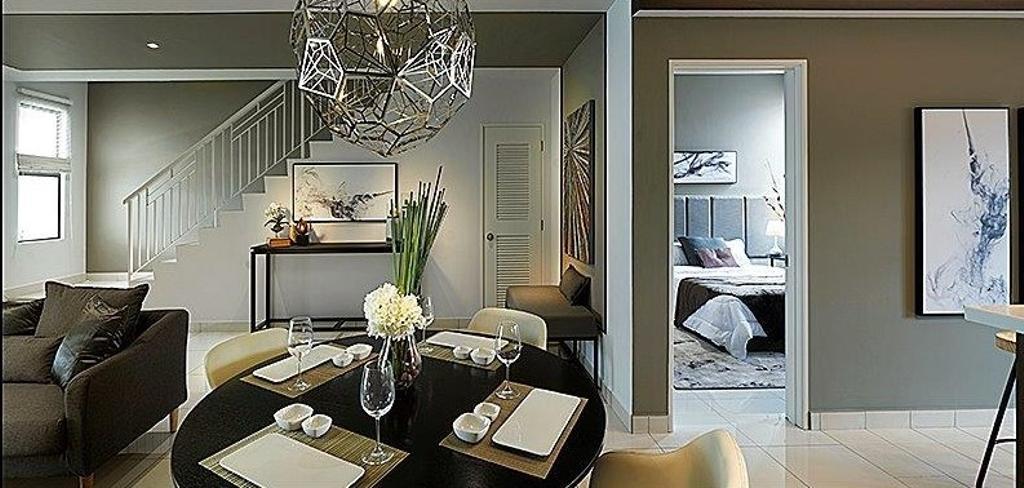 Modern, Landed, Rimbun Ara, Seremban 2, Interior Designer, Blaine Robert Design Sdn. Bhd.