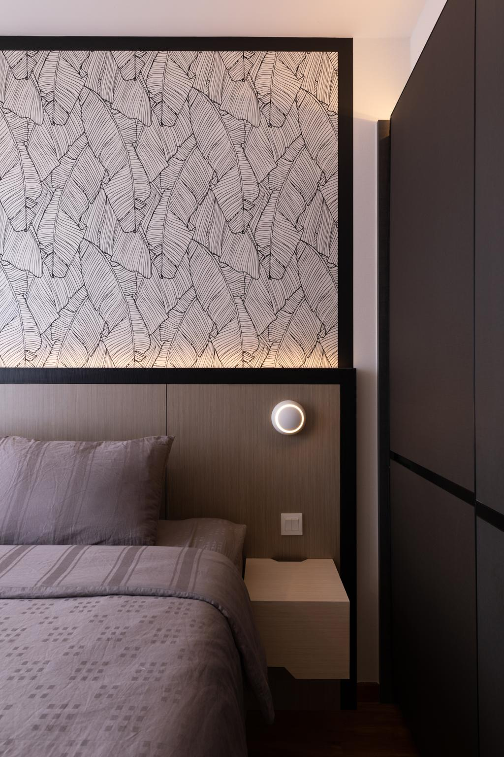 Contemporary, Condo, Bedroom, Thomson Impressions, Interior Designer, Omni Design