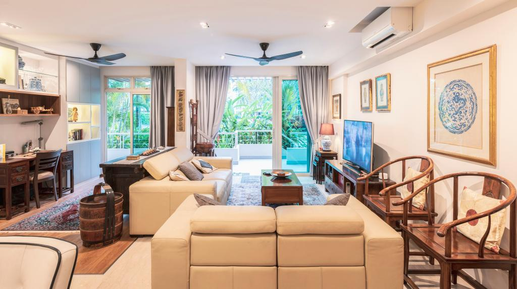 Contemporary, Condo, Living Room, Lilydale, Interior Designer, Zenith Arc, Transitional