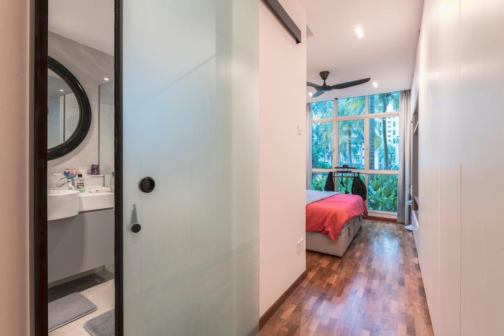 Contemporary, Condo, Bedroom, Lilydale, Interior Designer, Zenith Arc, Transitional