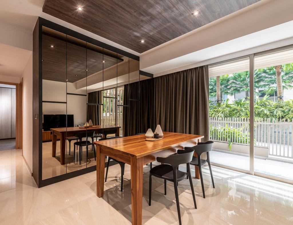 Contemporary, Condo, Dining Room, The Vales, Interior Designer, ARK-hitecture