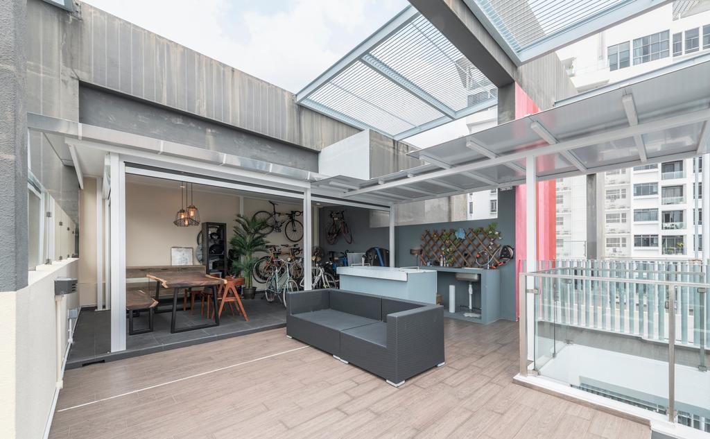 Contemporary, Condo, The Mercury, Interior Designer, Colourbox Interior