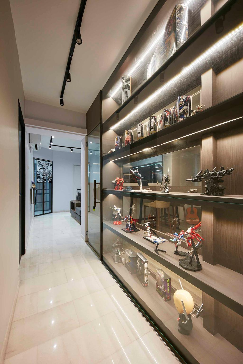 Contemporary, HDB, Cantonment Close, Interior Designer, The Interior Lab