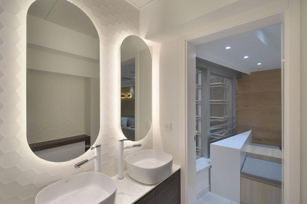 Sheung Wan Xiu Ping Commercial Building, 商用, 室內設計師, Space Design, 浴室