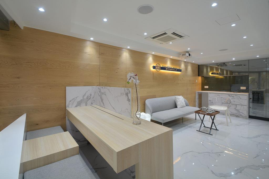 Sheung Wan Xiu Ping Commercial Building, 商用, 室內設計師, Space Design